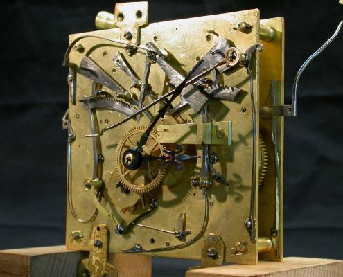 Uhrwerk Restauration Reparatur antiker Uhren